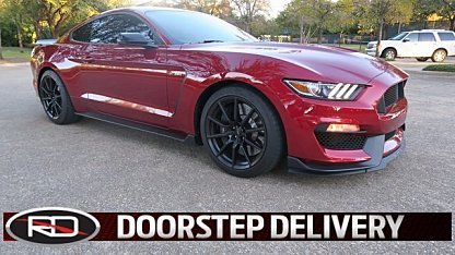 2017 Ford Mustang Shelby GT350 Coupe for sale 100919541