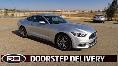 2017 Ford Mustang Coupe for sale 100925989