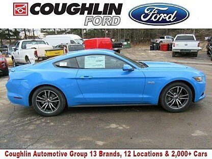 2017 Ford Mustang GT Coupe for sale 100927015
