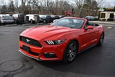 2017 Ford Mustang Convertible for sale 100955445