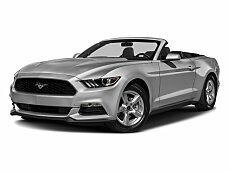 2017 Ford Mustang Convertible for sale 100968565