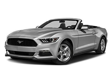 2017 Ford Mustang Convertible for sale 100983567