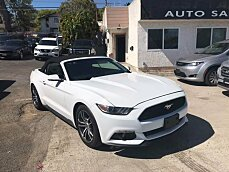 2017 Ford Mustang Convertible for sale 100984853