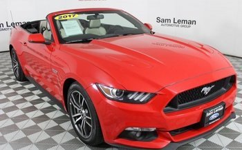 2017 Ford Mustang GT Convertible for sale 100985167
