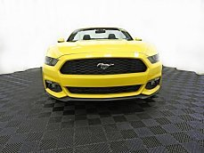 2017 Ford Mustang Convertible for sale 100985845
