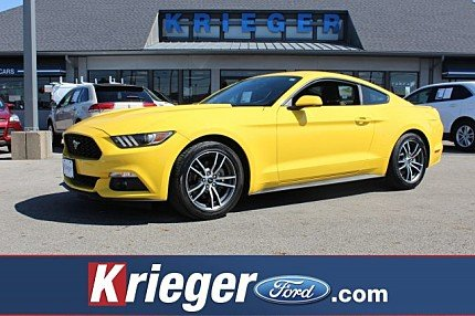 2017 Ford Mustang Coupe for sale 100989978
