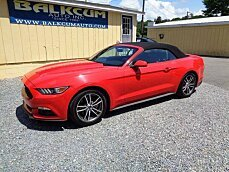 2017 Ford Mustang Convertible for sale 101000774