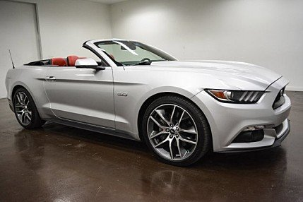 2017 Ford Mustang GT Convertible for sale 101002057