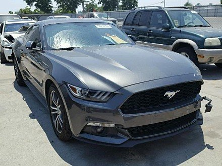 2017 Ford Mustang Coupe for sale 101010578