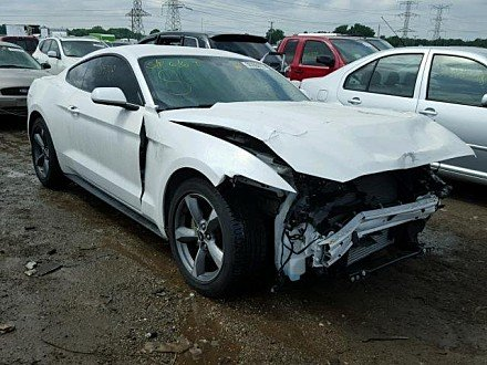 2017 Ford Mustang Coupe for sale 101010607