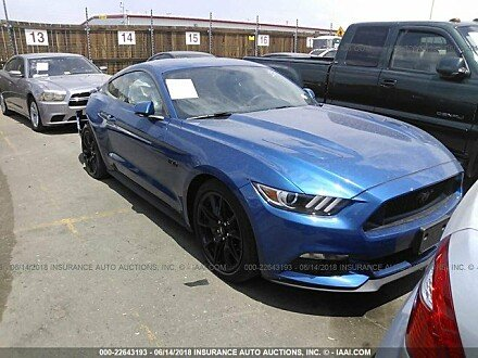 2017 Ford Mustang GT Coupe for sale 101015941