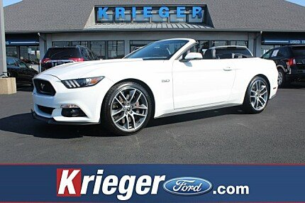 2017 Ford Mustang GT Convertible for sale 101030401