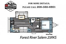 2017 Forest River Salem for sale 300140570