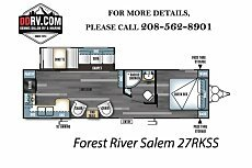 2017 Forest River Salem for sale 300159319