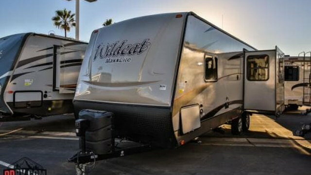 2017 Forest River Wildcat for sale 300139550