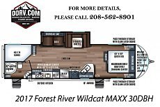 2017 Forest River Wildcat for sale 300165792