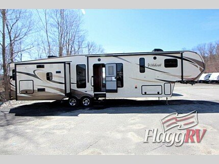 2017 Forest River Wildcat for sale 300169562