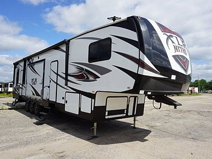 2017 Forest River XLR Nitro for sale 300165477