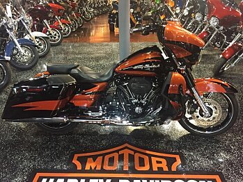2017 Harley-Davidson CVO for sale 200506781