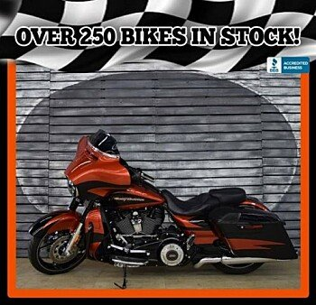 2017 Harley-Davidson CVO for sale 200531497