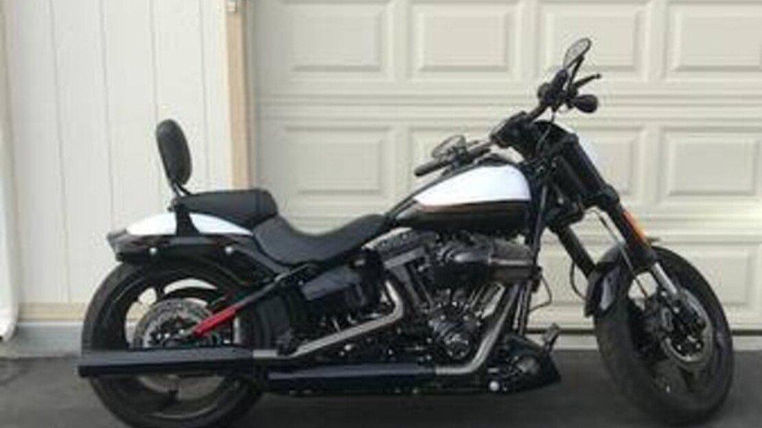 2017 Harley-Davidson CVO for sale 200534783