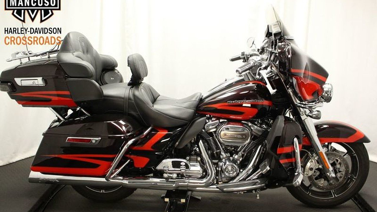 2017 Harley-Davidson CVO Limited for sale 200552319