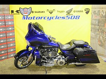 2017 Harley-Davidson CVO Street Glide for sale 200569102