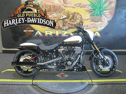 2017 Harley-Davidson CVO Breakout for sale 200468508