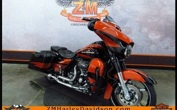 2017 Harley-Davidson CVO for sale 200509277