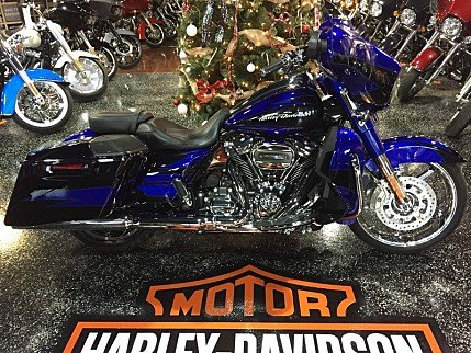 2017 Harley-Davidson CVO for sale 200522301