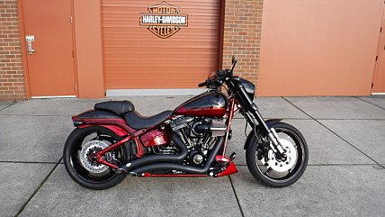 2017 Harley-Davidson CVO for sale 200527107