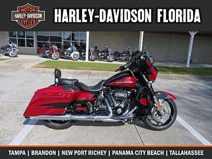 2017 Harley-Davidson CVO Street Glide for sale 200529873