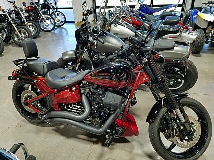 2017 Harley-Davidson CVO for sale 200609373