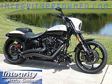 2017 Harley-Davidson CVO Breakout for sale 200625798