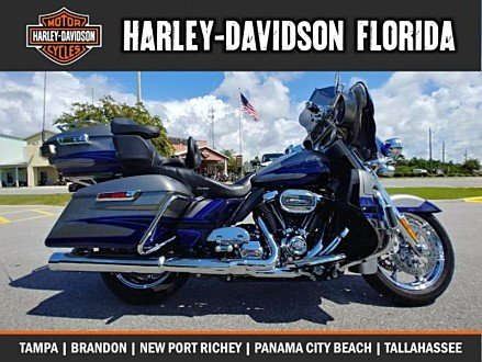 2017 Harley-Davidson CVO Limited for sale 200628207