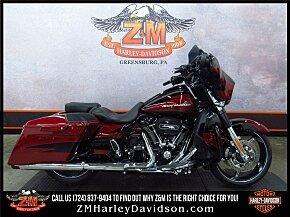 2017 Harley-Davidson CVO for sale 200654008