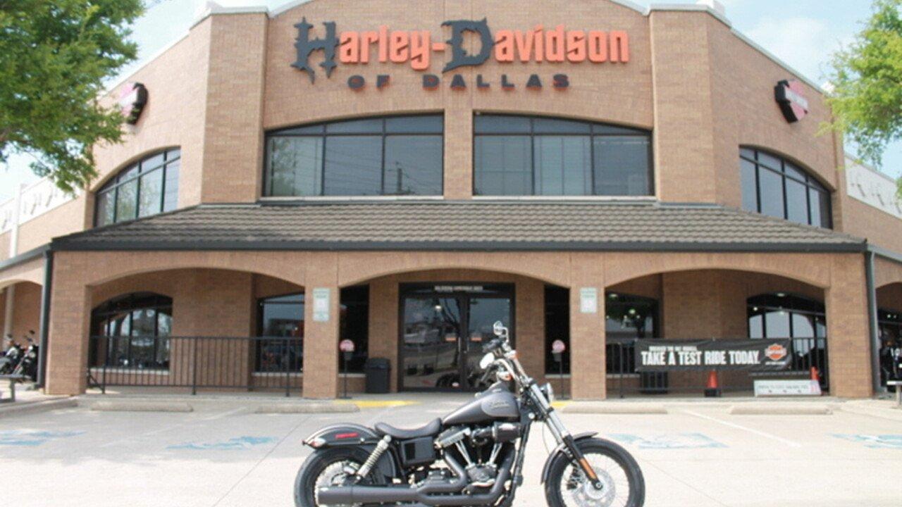 2017 Harley-Davidson Dyna Street Bob for sale 200422007