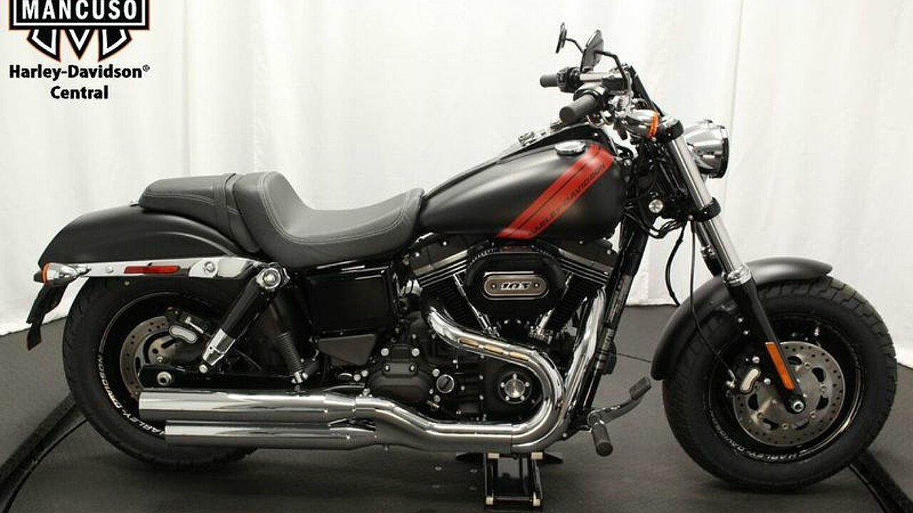 2017 Harley-Davidson Dyna Fat Bob for sale 200434299