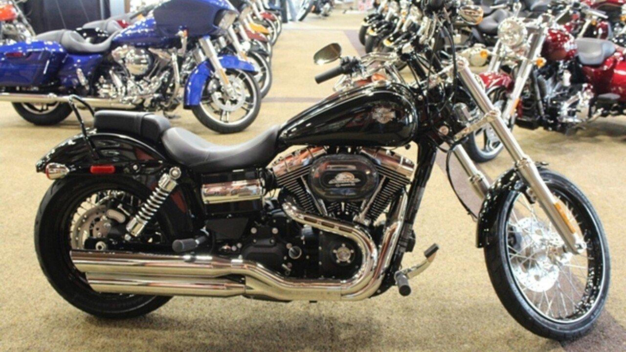 2017 Harley-Davidson Dyna Wide Glide for sale 200438521