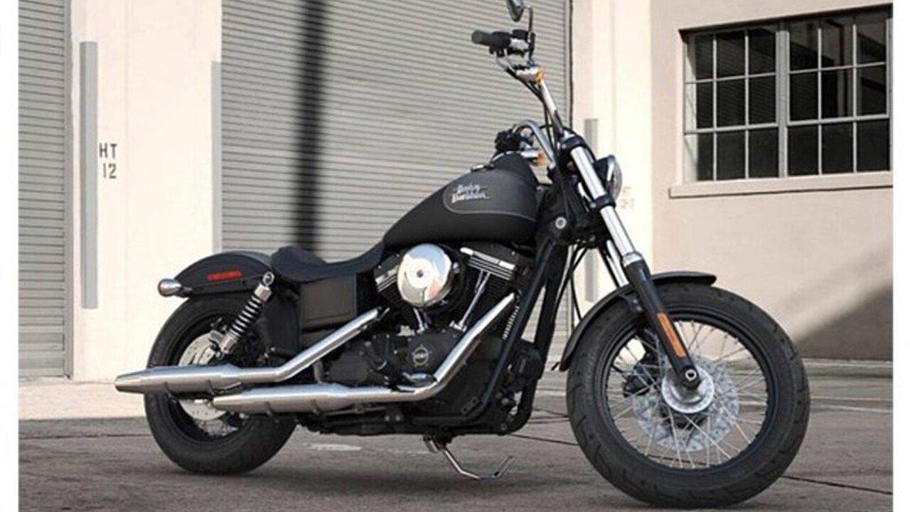 2017 Harley-Davidson Dyna for sale 200445047