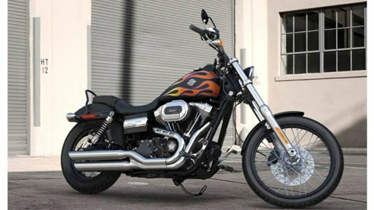 2017 Harley-Davidson Dyna for sale 200445055