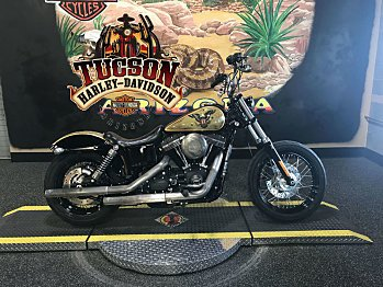 2017 Harley-Davidson Dyna Street Bob for sale 200467115