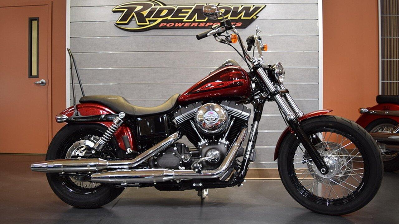 2017 Harley-Davidson Dyna Street Bob for sale 200477962