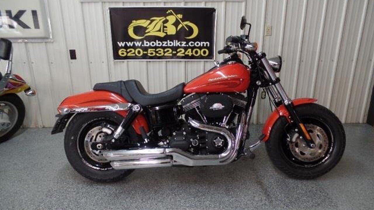 2017 Harley-Davidson Dyna Fat Bob for sale 200497186