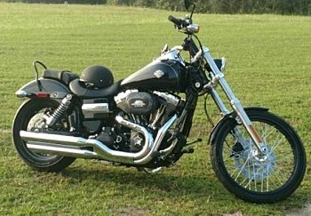 2017 Harley-Davidson Dyna for sale 200499057