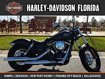 2017 Harley-Davidson Dyna Street Bob for sale 200523570
