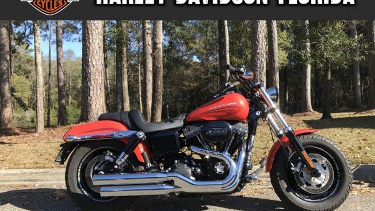 2017 Harley-Davidson Dyna Fat Bob for sale 200523927