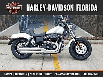 2017 Harley-Davidson Dyna Fat Bob for sale 200525226