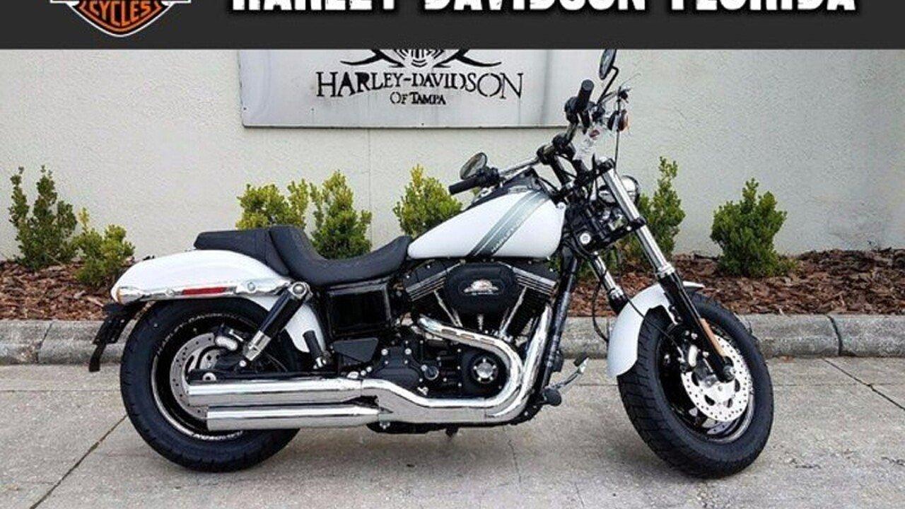 2017 Harley-Davidson Dyna Fat Bob for sale 200525293