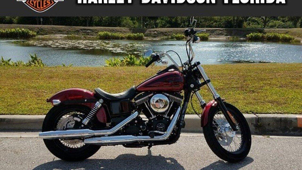 2017 Harley-Davidson Dyna Street Bob for sale 200525993